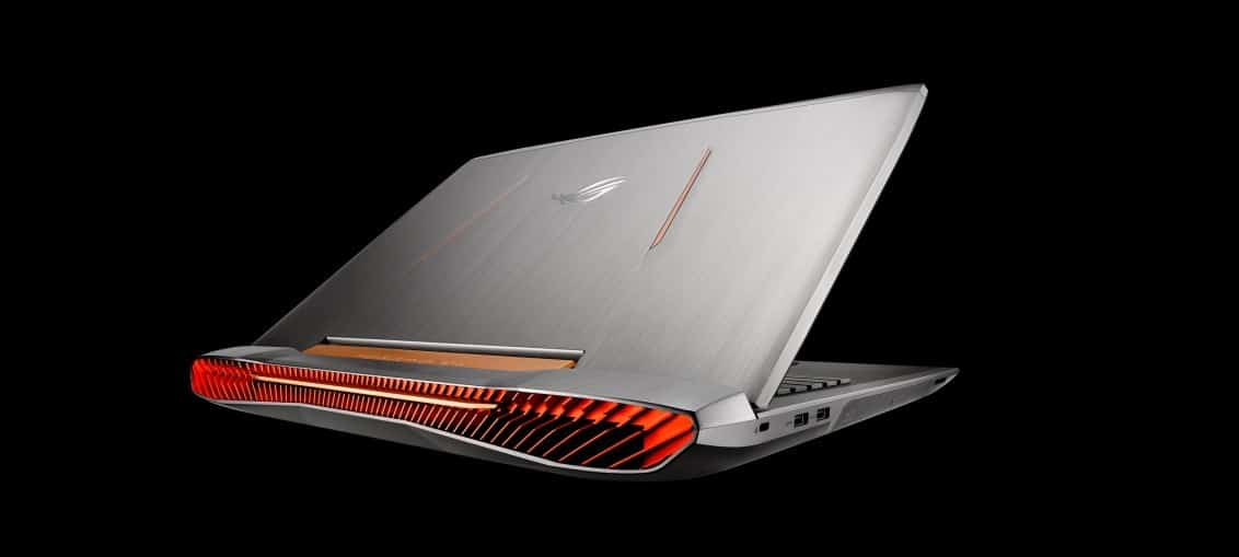 Asus Rog G752 specs review