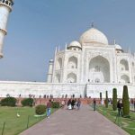 Google Street View : In India found some major Road Block !