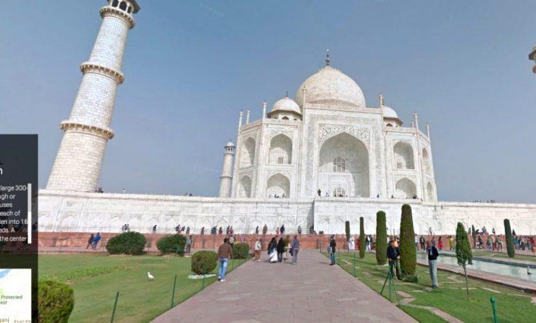 google street view india ban
