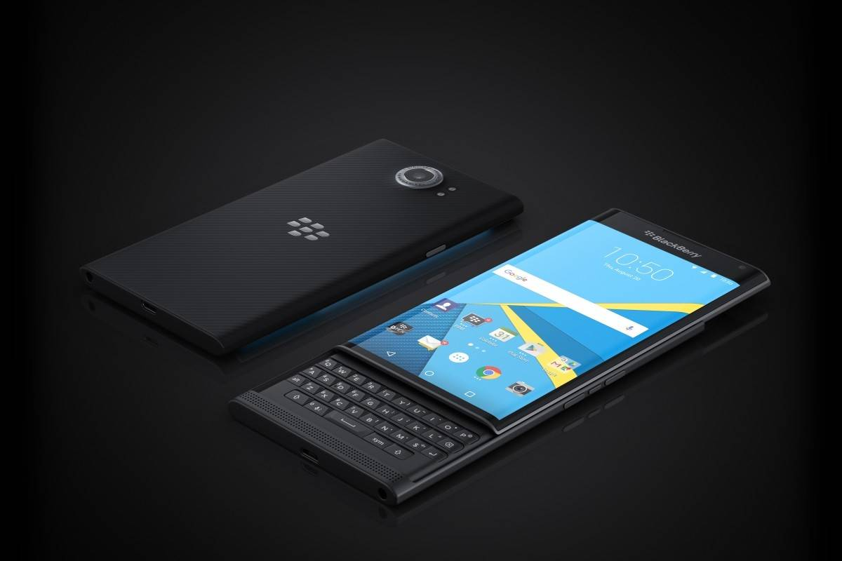 BlackBerry Priv Specs Review