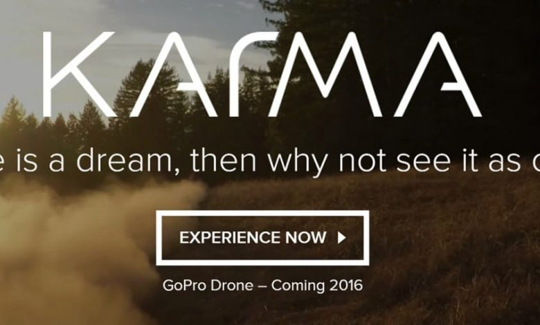 GoPro Karma Drone Specs Review