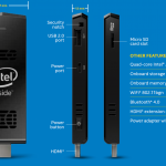 Intel Compute Stick Specs  : We review your cool pocket PC..