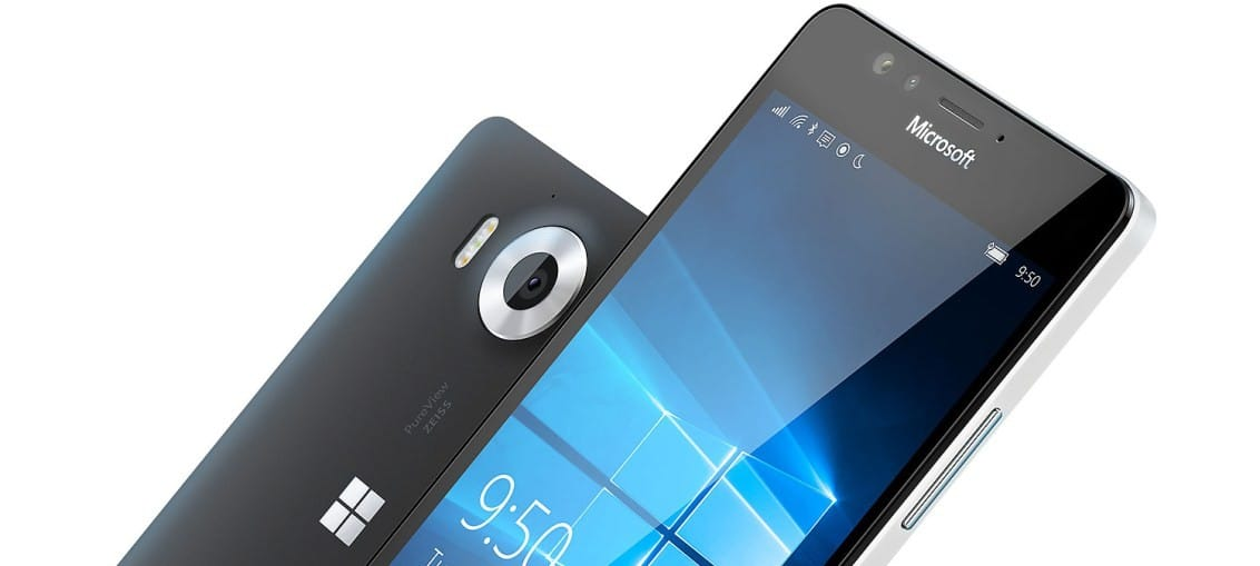 Microsoft Lumia 950 Specs Review