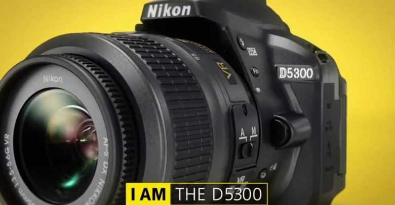 nikon d5300 dslr camera specs review