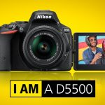 Nikon D5500 Specs Review : Your machine with lot of Firepower.
