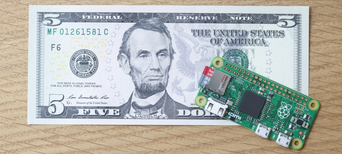 Raspberry Pi Zero Specs Review