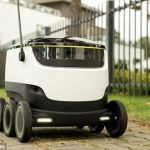 Starship Technologies Delivery Robot : Meet your cool Courier Boy !