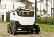 Photo of Starship Technologies Delivery Robot : Meet your cool Courier Boy !