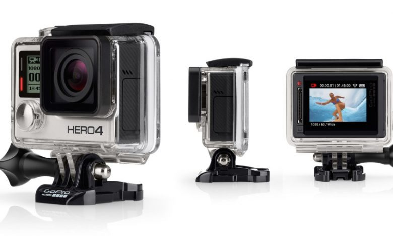 gopro hero 4 silver edition specs review