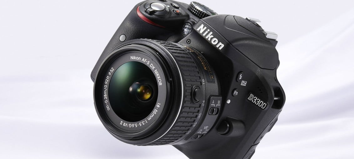 nikon d3300 dslr camera specs review