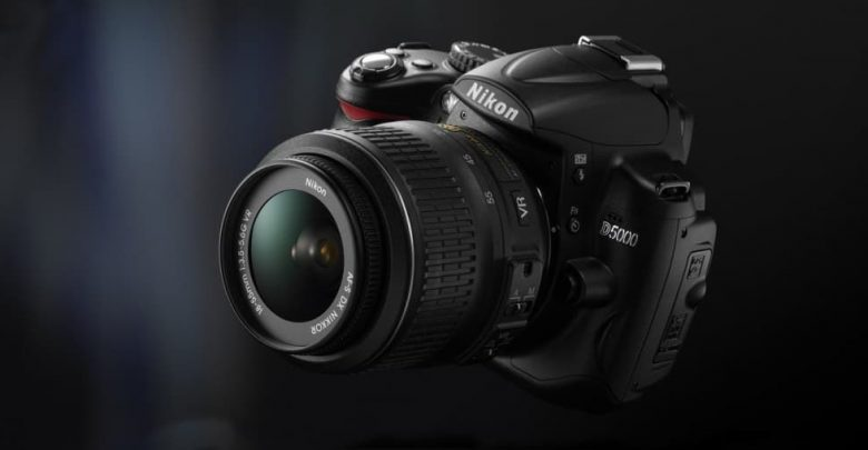 nikon d5000 dslr camera specification review