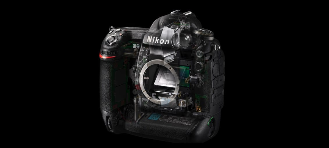 Nikon D5 Specs Hands on Review