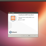 5 steps for Start running Xampp in Ubuntu 16