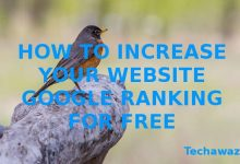 Photo of How to Increase Website Ranking in Google Search For Free ?
