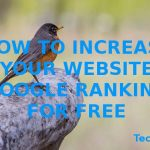 How to Increase Website Ranking in Google Search For Free ?