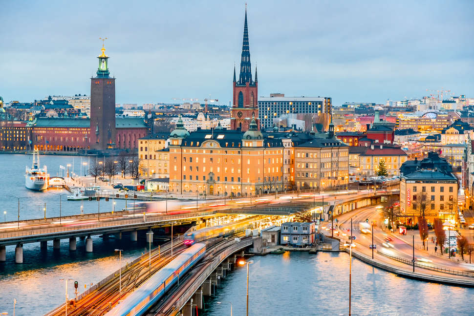 Sweden Science and Technology