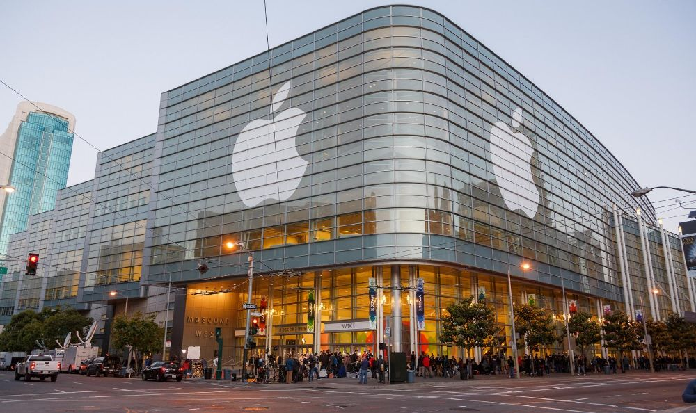 USA Science and Technology - Apple