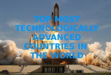 Top 10 Most Technologically Advanced Countries in the World 2017