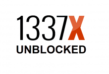 Photo of Free 1337x Proxy List 2019 : 1337x Proxy Mirrors and Clones