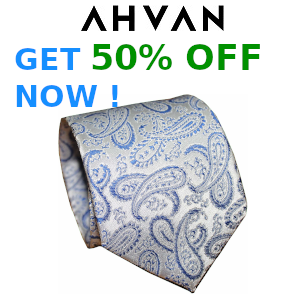 Best necktie from AHVAN