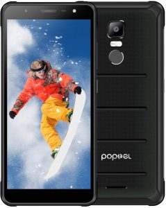 POPTEL P10 Rugged